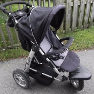 AVALON: Baby Stroller, 3 Wheel, Sports/Jogging, Easy Fold* WOW!