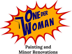 ONEder Woman Painting and Minor Renovations