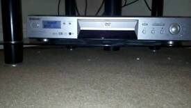 Sony dvd player + 90 DVDs
