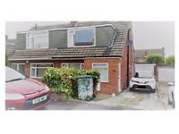 Three Bedroom Semi detached House to rent, Brookhill Drive, LS17