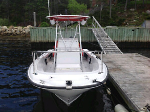 Wanted: 17' - 21' Centre Console Boat