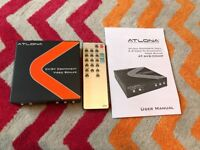 Atlona AT-AVS-COMP Video / S-Video to VGA or Component Video Converter Scaler