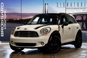 2013 MINI Cooper Countryman Cooper CUIR BLUETOOTH