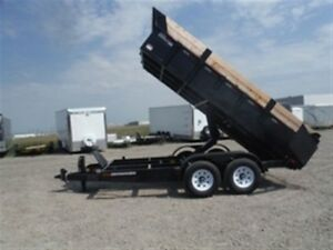 New Canada Trailer DT8312-14K Dump Trailer