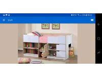 Cabin bed as new