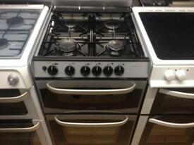 Freestanding 55cm Cannon gas cooker