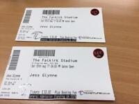 2x Jess Glynne tickets