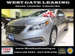 2015 Hyundai Sonata GLS | CAMERA | BLUETOOTH | HEATED REAR SEATS