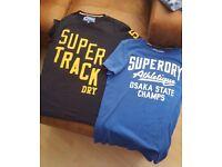 Superdry shirt bundle and Jacket