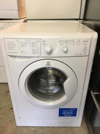 White Indesit Washing Machine 7kg 1200 Spin Fully Working Order Just £75 Sittingbourne