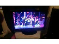 "logik 23.6"" full hd digital lcd tv dvd combi"