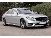 ALL UK AIRPORTS TRANSFERS- CHAUFFEUR DRIVEN- MERCEDES-BENZ FLEET