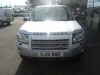 AUTOMATIC!! 2010 10 LAND ROVER FREELANDER 2.2 TD4 GS 5D 159 BHP **** GUARANTEED FINANCE ****