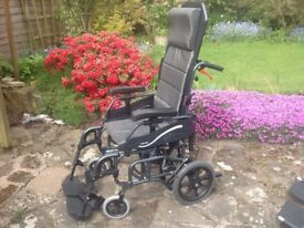 Residential manual wheelchair