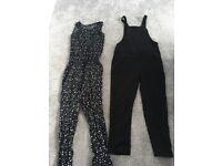 2x jumpsuits