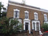 A bright and spacious four double bedroom Victorian in Brixton. Available 1st September & Furnished