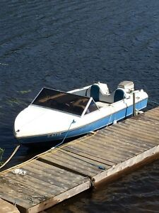 14 foot 1970 doral runabout