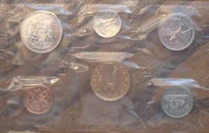 Canadian Coin Sets – 1995 Brilliant Uncirculated