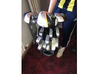 Dunlop power MXII golf clubs