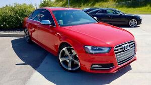 2013 Audi S4 3.0T Premium S Tronic Quattro | Fully Loaded