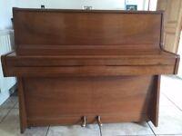6 octave upright piano