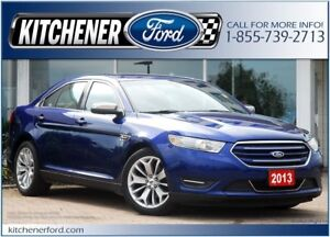 2013 Ford Taurus Limited CAMERA/NAVI/HTD&CLD SEATS/PWR GROUP...