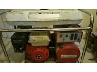 Honda e3500 generator 3.5 kva