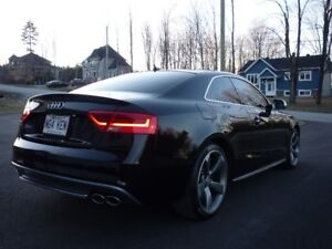 2014 Audi S5 turbo full equipé TRES PROPRE IMPECABLE !!!