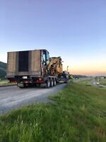 Heavy Haul Co. Seeks Lowbed Driver