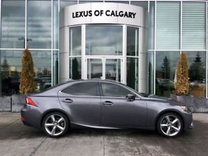 2014 Lexus IS 350 AWD 6A Premium Package
