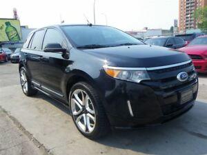 2013 Ford Edge Sport AWD|GPS|B.CAMERA|PANO-ROOF