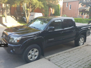 2011 Toyota Tacoma Trd 4x4 6spd manual