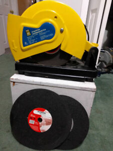 "14"" Metal cutting saw"