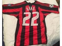 AC Milan 2004/05 Kaka 22 Home Shirt (XL)