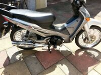 Honda Innova ANF 125 step through