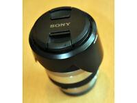 Sony SEL 18200 18-200mm F/3.5-6.3 OSS Lens - Emount