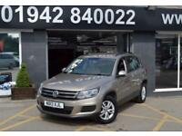 2013 13 VOLKSWAGEN TIGUAN 2.0 S TDI BLUEMOTION TECHNOLOGY 4MOTION 5D 138 BHP DIE