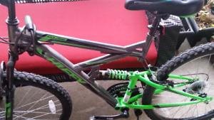 Huffy bike barely used