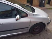 Peugeot 307 in perfect driving condition