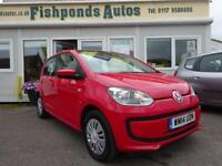 2014 Volkswagen UP! 1.0 Move Up Hatchback 5dr