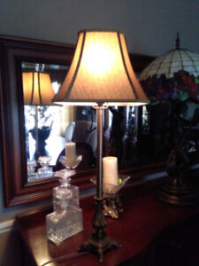 Free Delivery! Bombay Desk Lamp