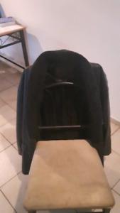 Manteau 3/4 cuir Italien pour homme