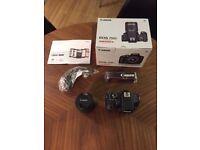 Brand new Canon EOS 750D w18-55mm lens kit