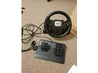 Gaming wheel