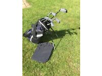 Child's Golf Clubs, Bag & Accessories