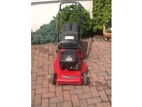 19in Mountfield p/d rotary mower