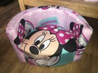 Minnie mouse tub chair. (Brand new)