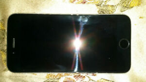 PHONE 6 16GB (TELUS KOODO,PUBLIC MOBILE)) GOOD CONDITION WITH CH