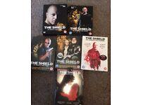 The Shield box sets x6