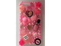 Customised Barbie make up iPhone 6 Plus case